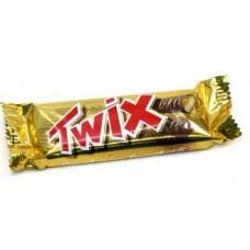 Шоколадный батончик Твикс 50г