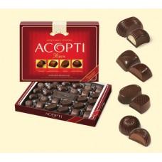 Конфеты Ассорти  черный шоколад 203гр