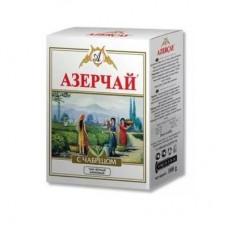Чай Азерчай черный с чебрецом 100г
