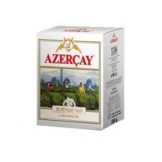 Чай Азерчай зеленый с жасмином 100г