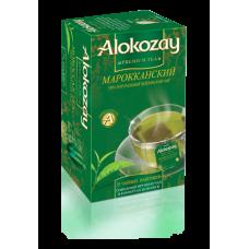 Чай Алокозай зелений Марокканський 25 фільтр пакет