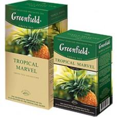 Чай Гринфилд Tropical Marvel Тропик 100г
