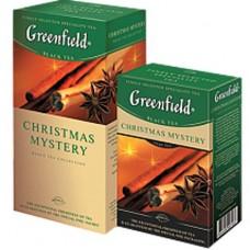 Чай Гринфилд Christmas Mystery Пряности 100г