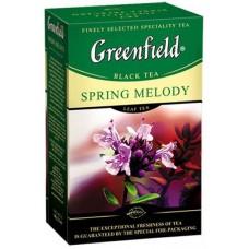 Чай Гринфилд Spring Melody Чабрец 100г