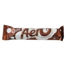 Шоколадный батончик Аэро молочный 38гр
