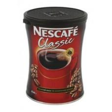 Кофе растворимый Nescafe Нескафе Классик Бразилия 100г жесть