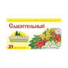 Фиточай Карпатская Лечебница Слабительный 25 пакетов