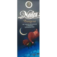 чай Надин Вакула чёрный чебрец ромашка 100г