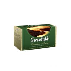 Чай Гринфилд Premium Assam черный индийскй 25 пакетов