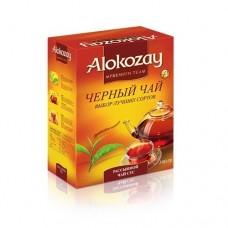 Чай Алокозай чорний цейлонский середньолистовий чай – CTC 180г
