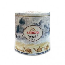 Чай зелёный Азерчай Special 150г жесть банка
