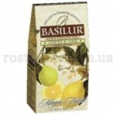 "Basilur ""Лимон и Лайм"" 100г картон"