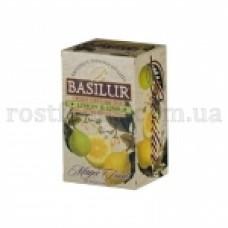 """Basilur """"Лимон и Лайм"""" 20 пак"""