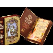Чай Базилур Basilur Книга Том 2 100 жесть банка