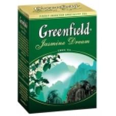 Чай Гринфилд Jasmine Dream Зелёный Жасмин 100г