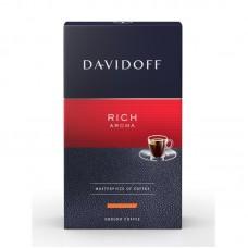 Кава мелена DAVIDOFF Давидов рич арома 250гр