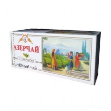 Чай Азерчай черный 25 пакетов чебрец Yasil тимьян конверт