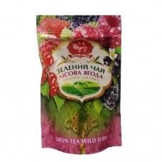 Чай Верблюд Зелёный лесные ягоды 80г