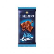 Шоколад Миленниум пористый молочный 80г