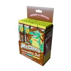 Какао Золотое Зерно МИКС 3в1 Mr.Croco 20 стиков
