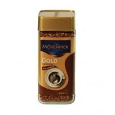 Кофе J.J.D.Movenpick Gold Original 100г стекло растворимый