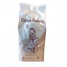 Кофе Coffee Factory Бленд №2 30/70 1кг зерно