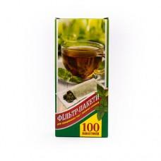 Фильтр пакет XXL Зелёный упак 100шт