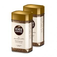 Кофе J.J.D.IDEE Gold Express 100г стекло растворимый