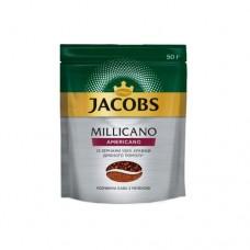 Кофе Якобс Монарх растворимый Millicano Americano 50г пакет