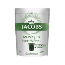 Кофе Якобс Монарх растворимый Белый 450г пакет Хорека