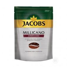 Кофе Якобс Монарх растворимый Millicano Americano 250г пакет