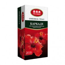 Чай Три слона Каркаде 20г пакет