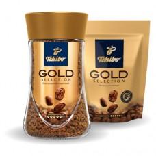 Кава Tchibo Чибо Голд 100г стекло