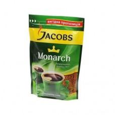 Кофе растворимый Якобс Монарх 120г пакет