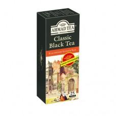 Чай Ahmad Ахмад черный Классический 25 пакетов