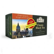 Чай Ahmad Ахмад черный Классический 20 пакетов