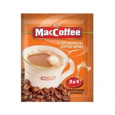 Кофе растворимый MacCoffee Маккофе Айриш 3в1 20 пакет
