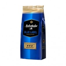 Кава зерно Амбасадор Blue Label 1кг