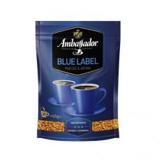 Кофе Ambassador Амбассадор Blue Label растворимый 60г пакет