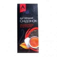 Чай Askold Аскольд Английский завтрак 25 пакетов