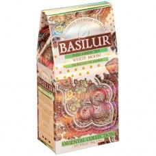 Чай Базилур Белый месяц 100г картон