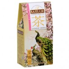 Чай Basilur Базилур Китайский Зеленый жасмин 100г
