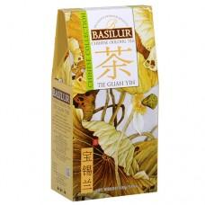 Чай Basilur Базилур Китайский Те Гуань Инь 100г