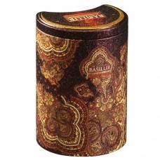 Чай Базилур Восточное очарование Восточная коллекция 100г жесть банка