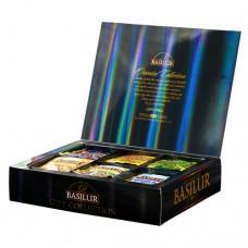 Чай Basilur Базилур Подарочный набор пакетированный Восточная коллекция 60 пакетов