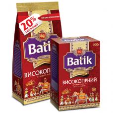 Чай Batik Батик черный BOP 250г пакет