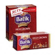 Чай Batik Батик черный Высокогорный 25 пакет