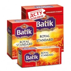 Чай Batik Батик черный Королевский стандарт 100 пакетов