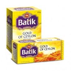Чай Batik Батик черный Золото Цейлона 90г