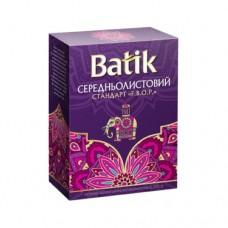 Чай Batik Батик черный среднелистовой FBOP 200г